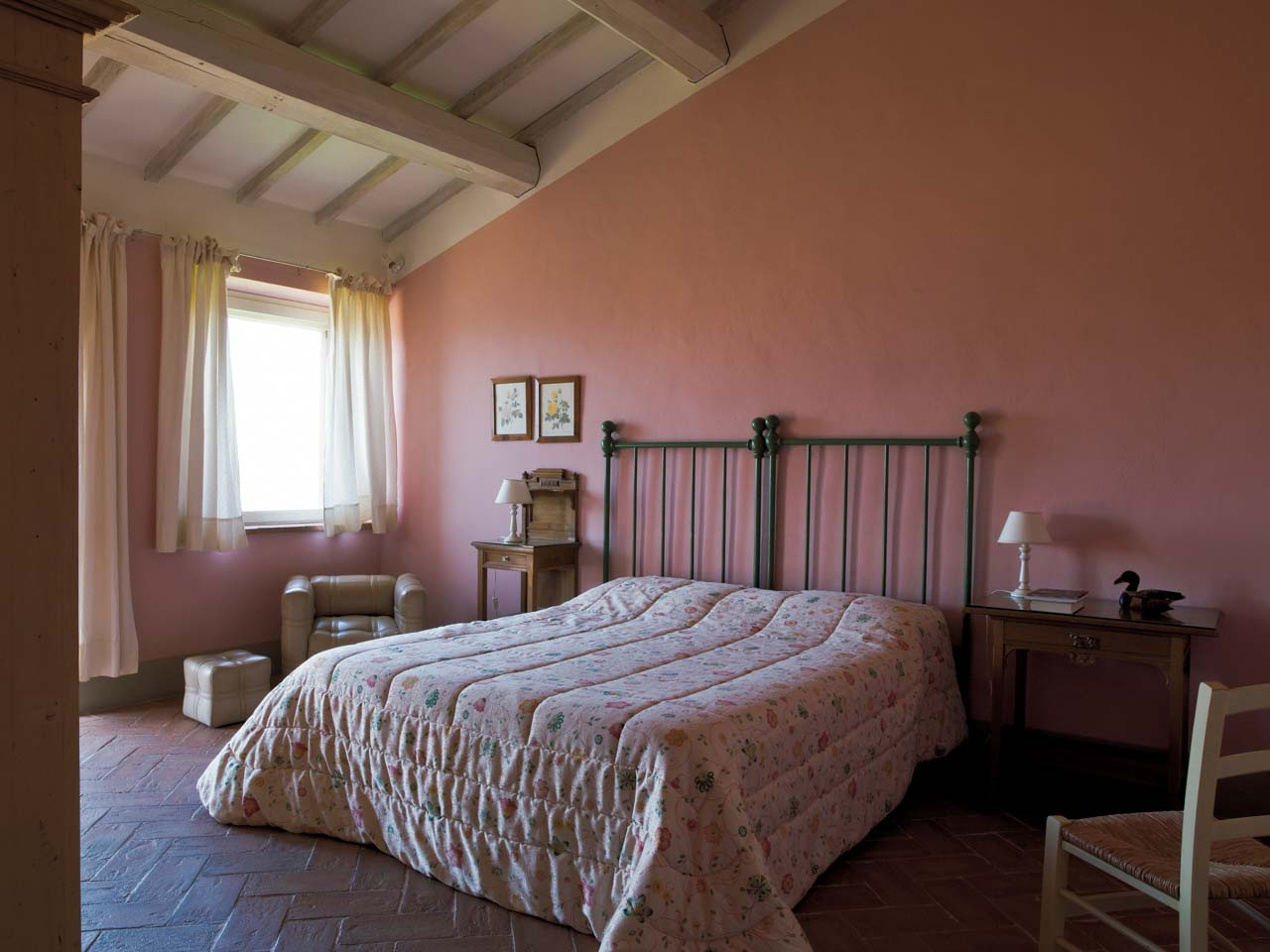 casale per famiglie in toscana val d'orcia